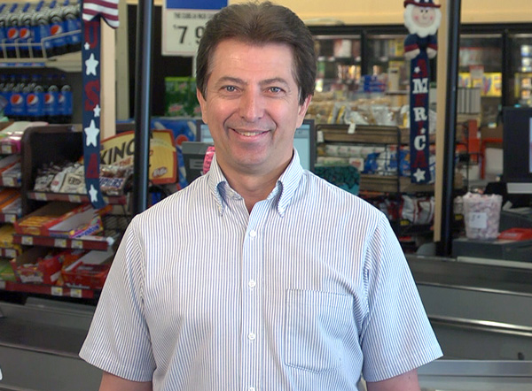 Dave Mercik, owner of the Homer City, Seward and Vinco Ideal Markets