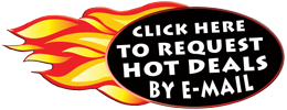 Sign Up for Hot Deals